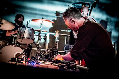 Godspeed You! Black Emperor perform onstage at Boiler Shop, Newcastle. 25.10.17