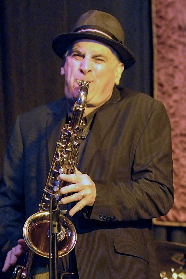"Eddie Manion, the ""other legendary Sax player"" in the Asbury Park world.  From the Asbury Jukes to the Disciples of Soul to the E Street Horn Section to now playing with Joe  Grushecky...plus his own band on the side occasionally."