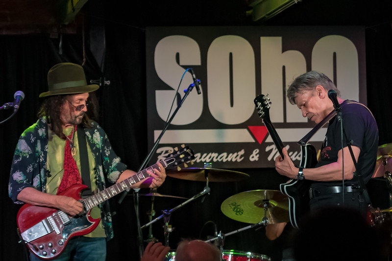 John Kay and the Dirty Knobs Perform