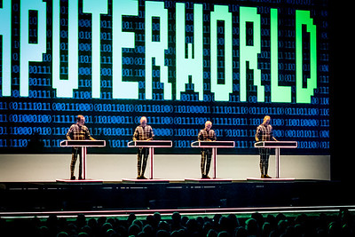 Kraftwerk @ The Sage Gateshead 14.06.17
