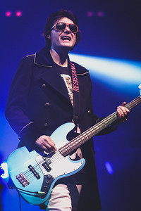Manic Street Preachers perform in Newcastle
