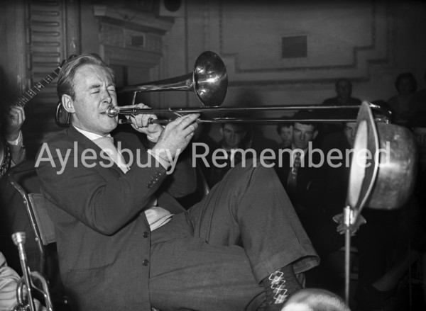 Chris Barber at Grosvenor, Jan 13 1959