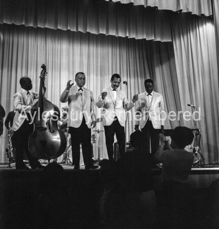 Ink Spots, June 4th 1966