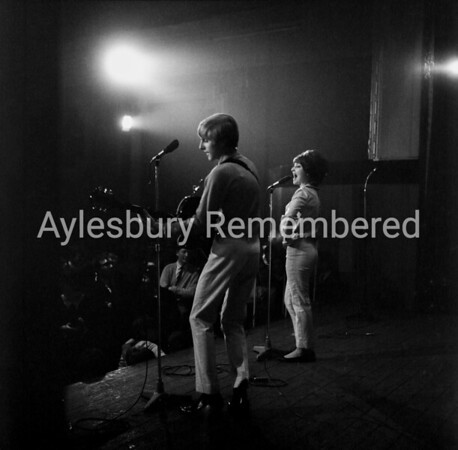 Shirley & Johnny, Apr 16th 1965