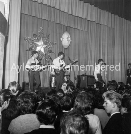 Swinging Blue Jeans, Feb 2nd 1964