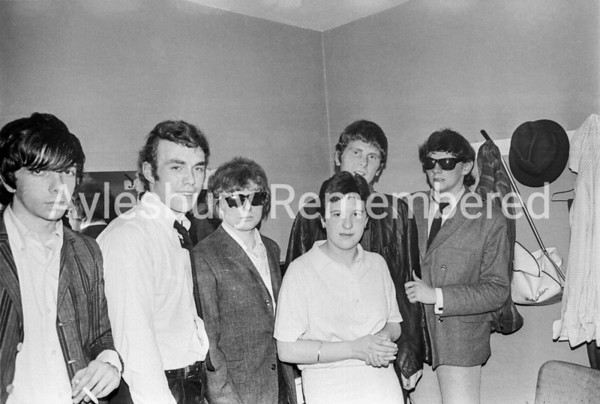 Them at the Borough Assembly Hall, Jan 4 1966