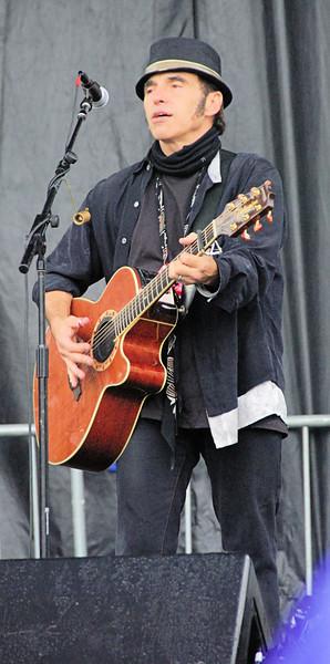 Nils Lofgren at the Union County Music Festival 9/12/2010