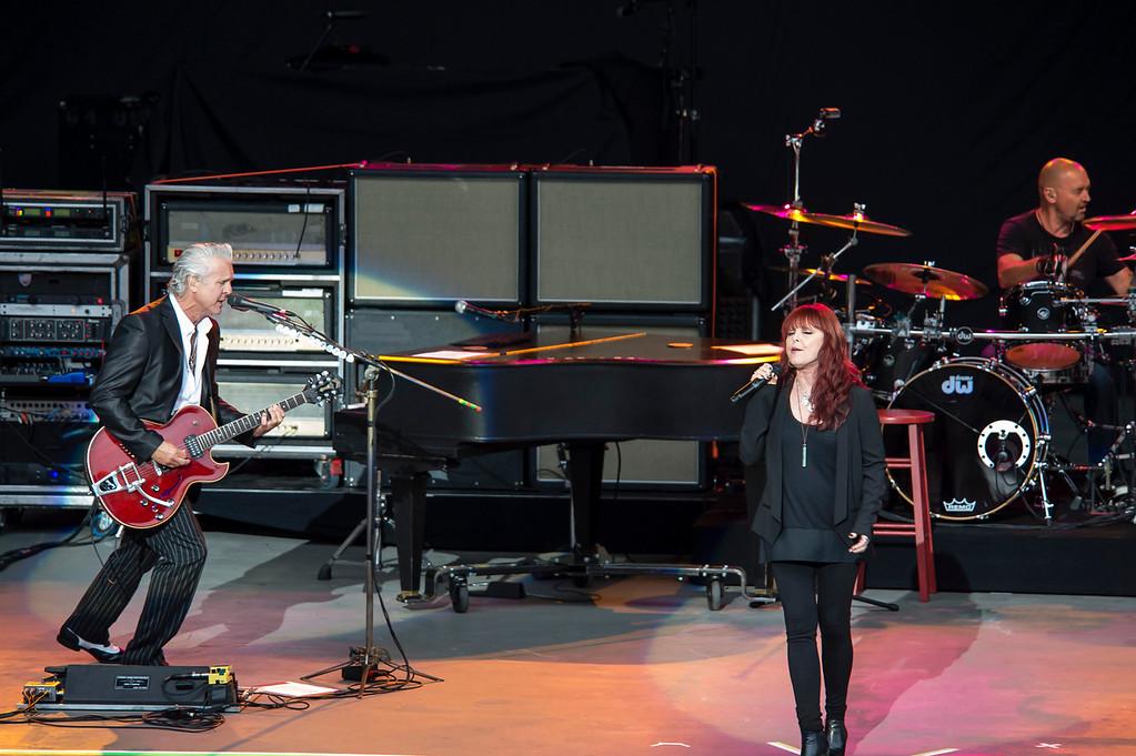 Pat Benatar and Neil Giraldo