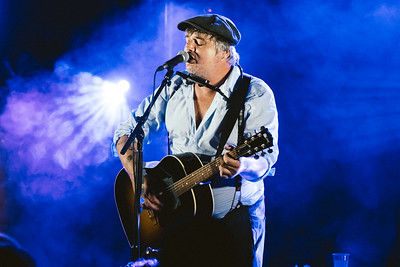 Peter (Pete) Doherty peforms in Newcastle Upon Tyne