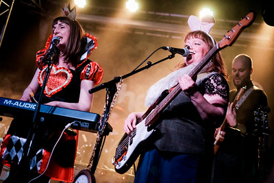The Cornshed Sisters @ The Cluny. 02.05.18