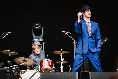 Maximo Park @ Live From Times Square 030817