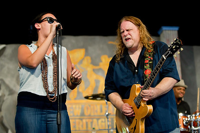 The Warren Haynes Band-129