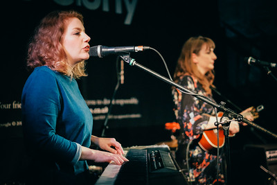 The Cornshed Sisters 131116
