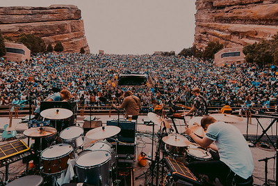 Sleepwalkers at Red Rocks Ampitheatre