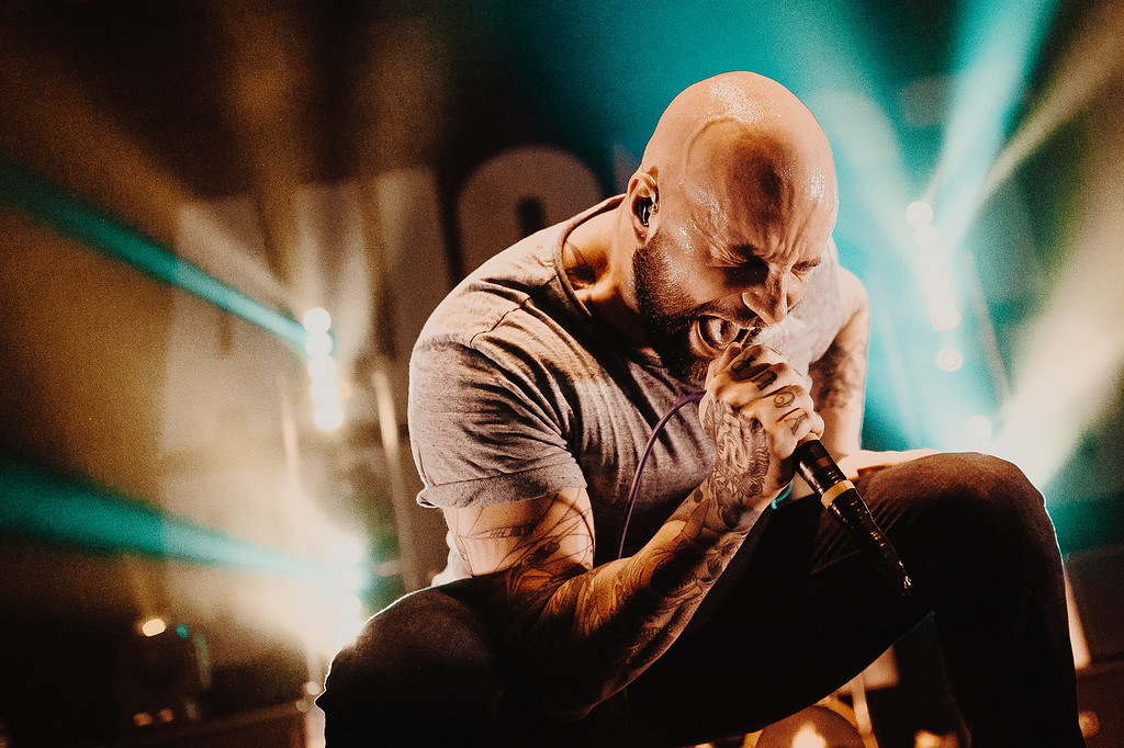 August Burns Red at The National