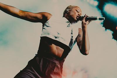 Fitz and the Tantrums at Lava Music Festival