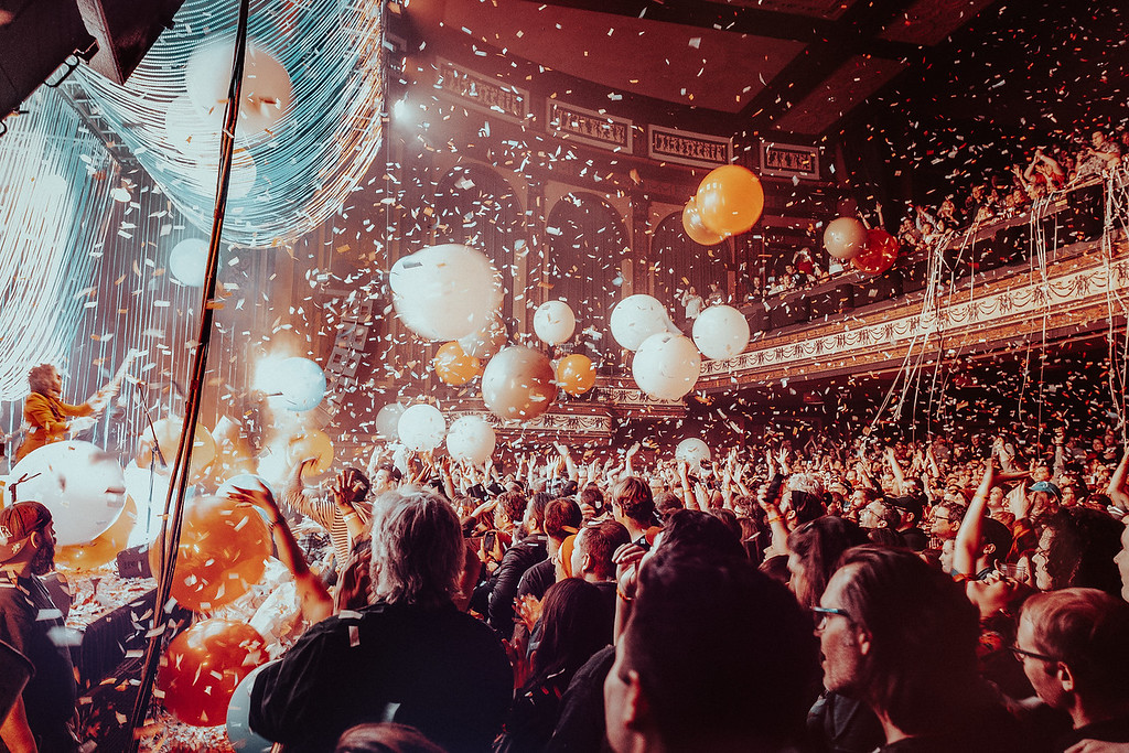 The Flaming Lips at The National