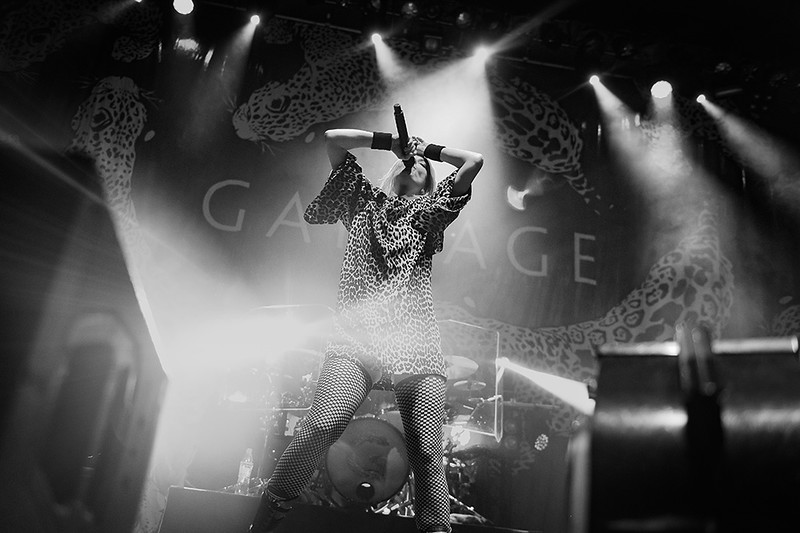Garbage @ Troxy 13/06/16