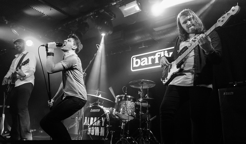 Albany Down @ The Barfly