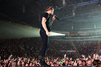 Imagine Dragons, Capital FM Arena, Nottingham, 06-11-15. Photo by Laura Patterson.