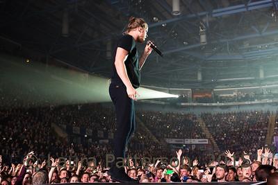 Imagine Dragons, Capital FM Arena, Nottingham, 06-11-15. Photo by Laura Patterson.