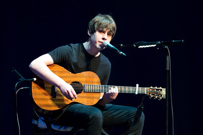 Jake Bugg, Royal Concert Hall, Nottingham, 02-03-18. Photo by Laura Patterson. Must credit on use.