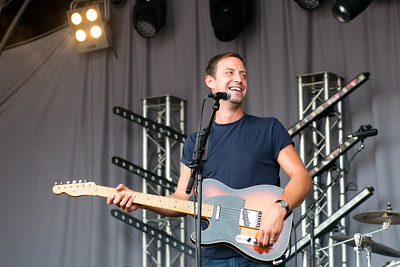 The Rifles, Splendour, Nottingham, 23-07-16. Photo by Laura Patterson. Must credit on use.