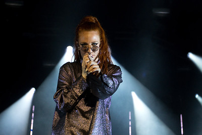 Jess Glynne, Splendour, Nottingham, 23-07-16. Photo by Laura Patterson. Must credit on use.