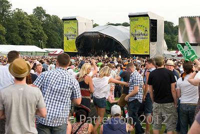 Splendour Festival Crowd
