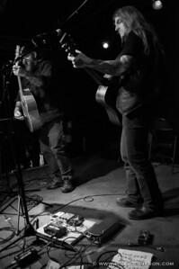 Scott Kelly and Wino