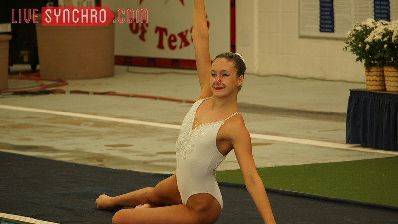 Alexandra Meredith-leRoux - Solo Finalist at 2013 US Open in Irving, Texas