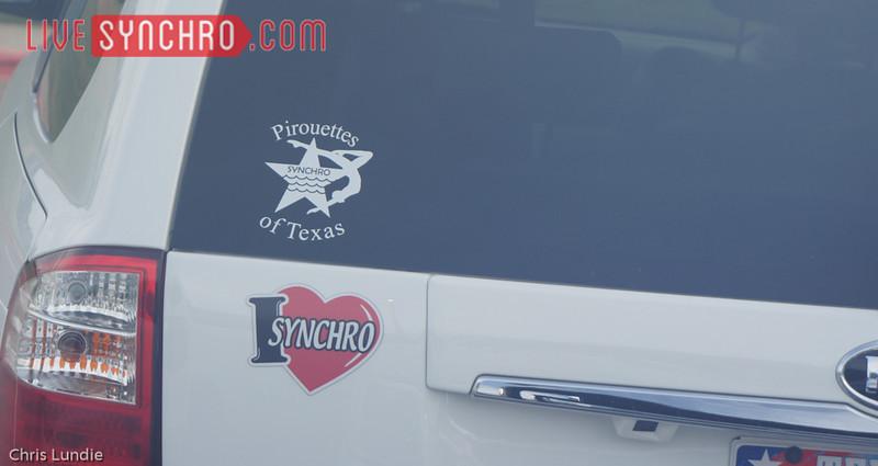 Texas Spirit - 2013 US Open in Irving TX