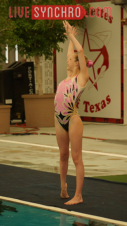 Abby Russell - Solo Finalist at 2013 US Open in Irving, Texas