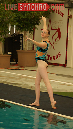 Emily Bennett - Solo Finalist at 2013 US Open in Irving, Texas