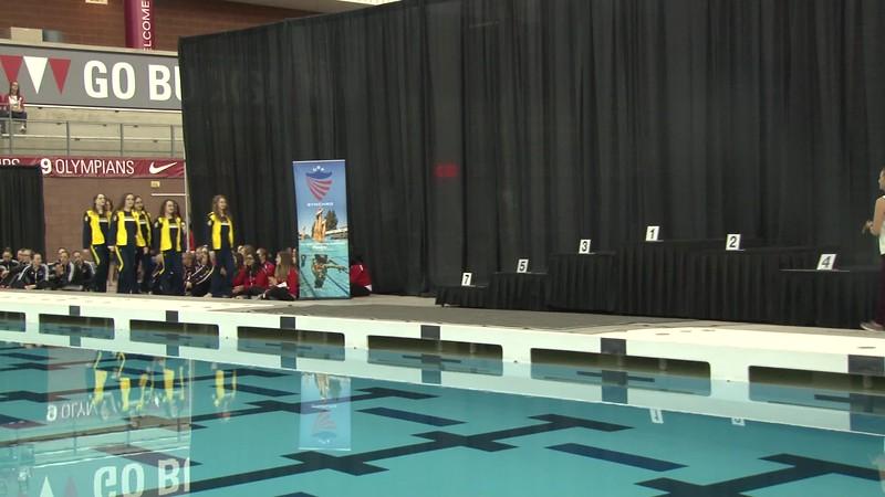 2017 U.S. Collegiate Championship | USA Synchro | VIDEO ARCHIVE