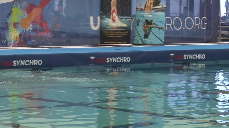 2017 Synchro America Open | Video Archive