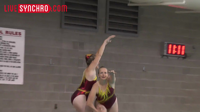 E31 H10 - Amy JAMES, Heidi LURENZ - Wisconsin Waterloons 13tl51tv