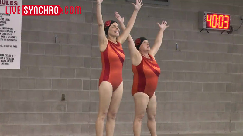 E33 H03 - Carol HALL, Karla YALE - Indy Aquatics Masters 13tl51tv.