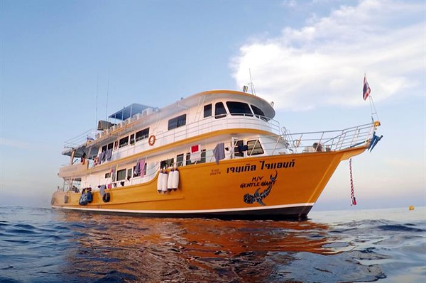 Gentle Giant Liveaboard