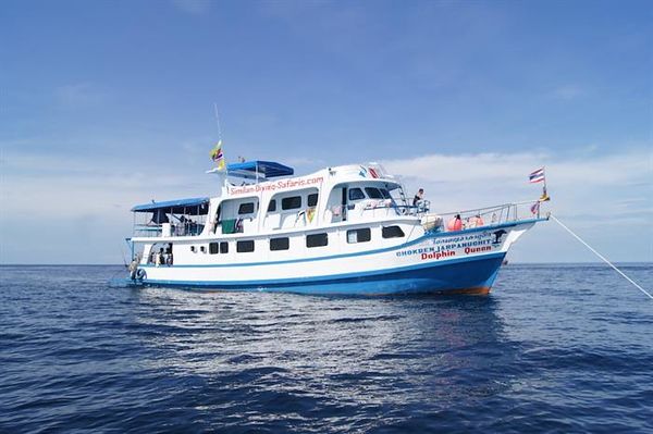 MV Dolphin Queen Liveaboard