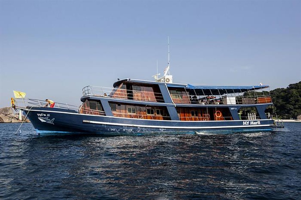 MY Merit Liveaboard