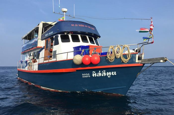 Miss Moon Liveaboard