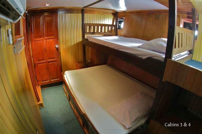 Larger Cabin