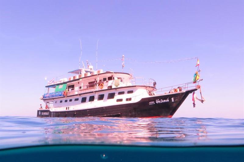 Sea World 1 - Similan Liveaboard