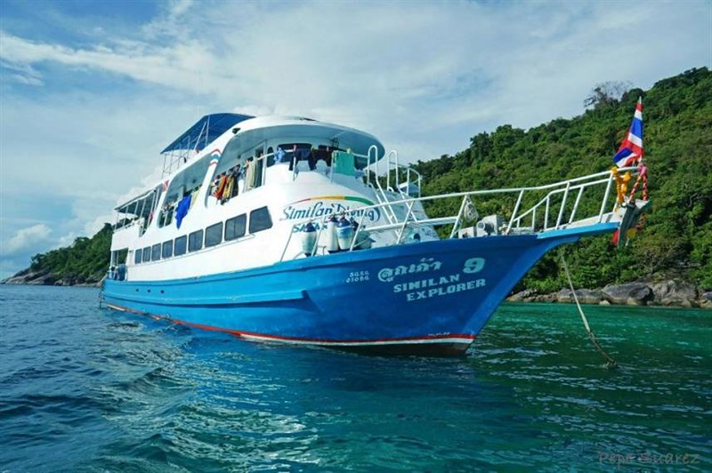 Similan Explorer Liveaboard