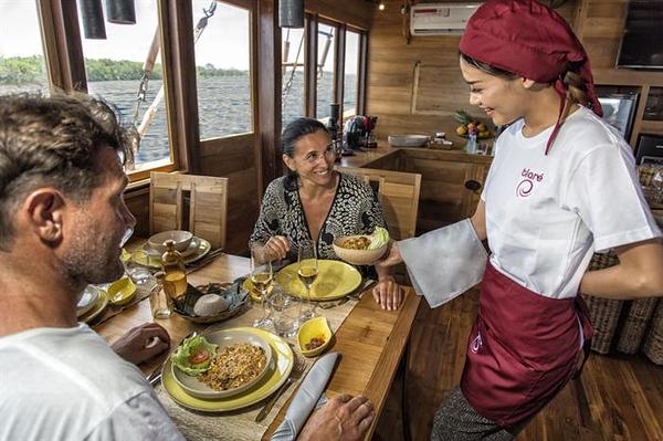 Meals Aboard