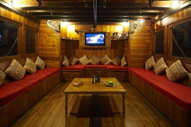 Indoor Saloon