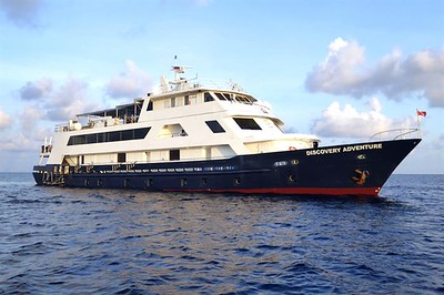 MV Discovery Adventure Liveaboard