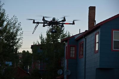 flying camera 3