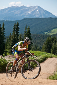 Alpine Ortho rider in the top 10